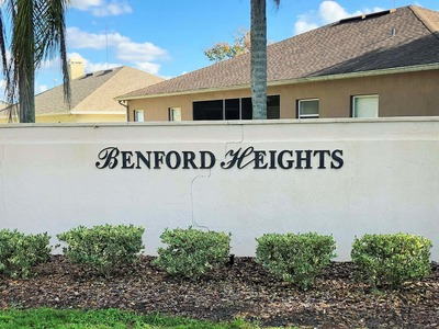 Benford Heights Lakeland Florida