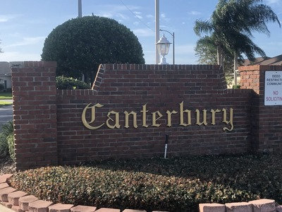 Canterbury Lakeland Florida