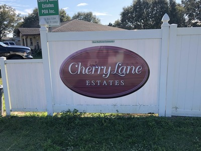 Cherry Lane Estates Lakeland Florida