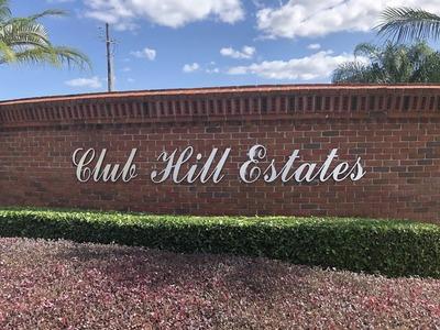Clubhill Estates Lakeland Florida