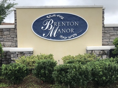 Brenton Manor Winter Haven Florida