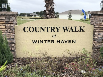 Country Walk of Winter Haven Florida