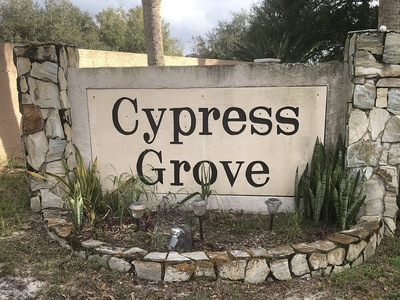 Cypress Grove Winter Haven Florida