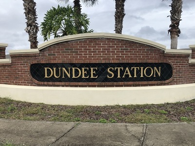 Dundee Station Winter Haven Florida