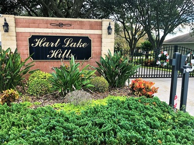 Hart Lake Hills Winter Haven Florida