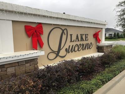 Lake Lucerne Winter Haven Florida