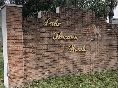 Lake Thomas Woods Winter Haven Florida