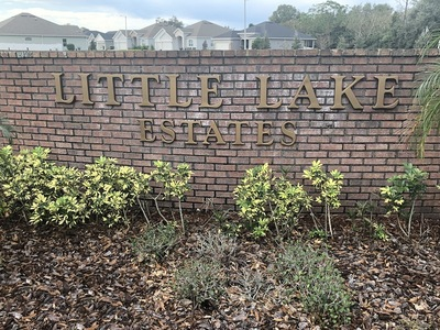Little Lake Estates Winter Haven Florida