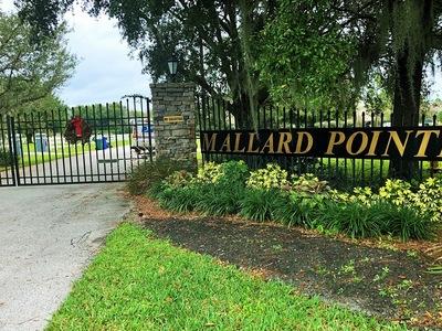 Mallard Pointe Winter Haven Florida
