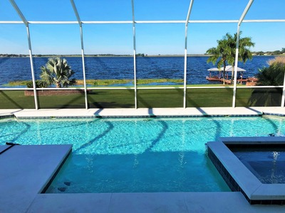 Lakefront Homes For Sale in Auburndale Florida