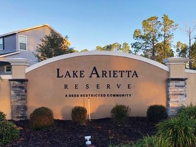 Lake Arietta Reserve Auburndale FL